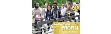 Bewährte Vielfalt: Präsentation von PROFIN-Projekten